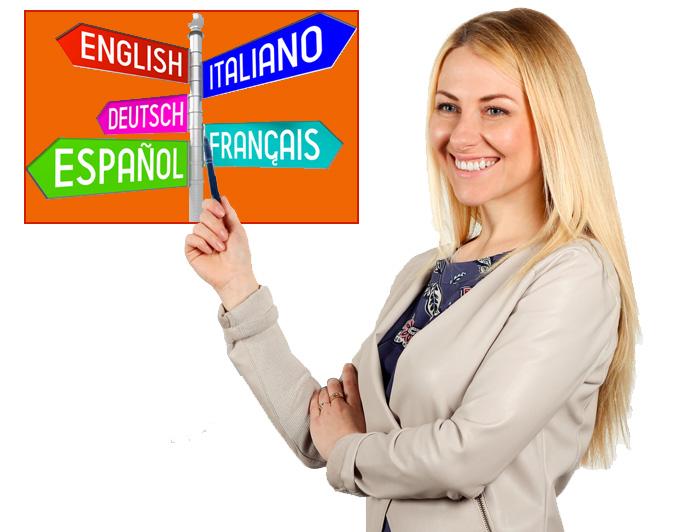 language training courses for business - image